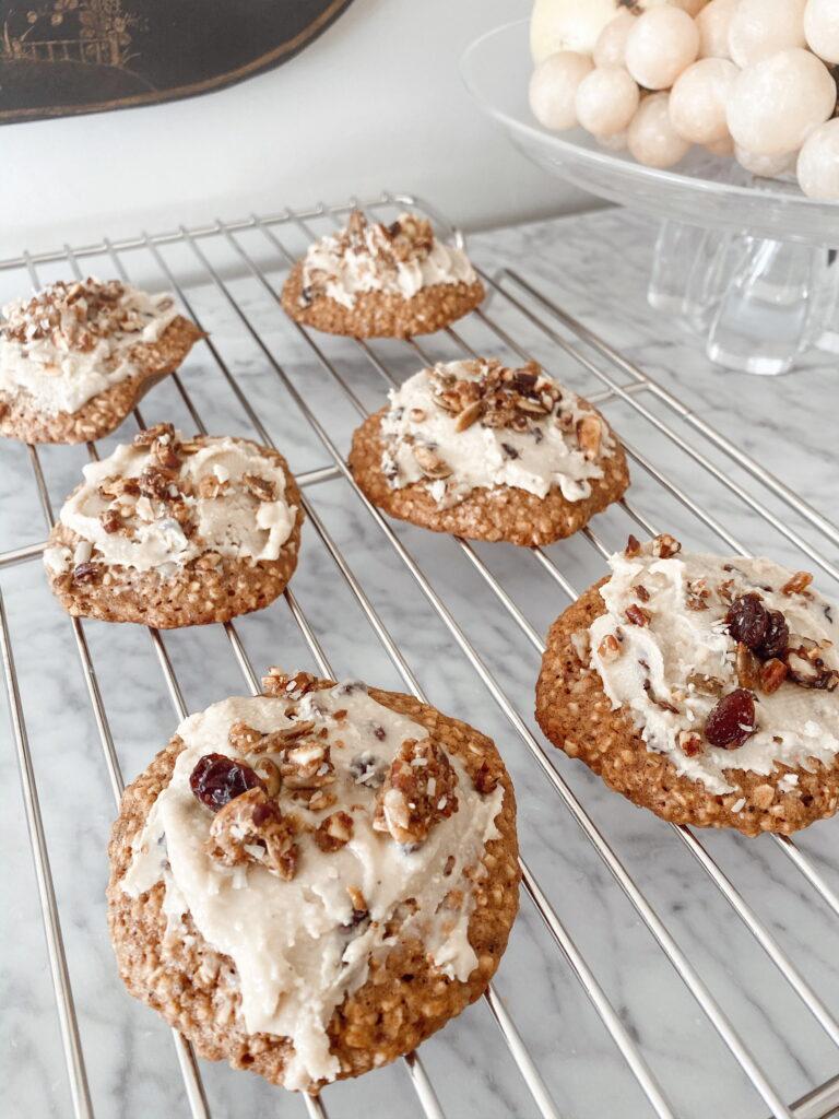 Oatmeal Granola Cookies