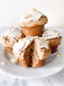 Gluten Free Lemon Chia Muffins