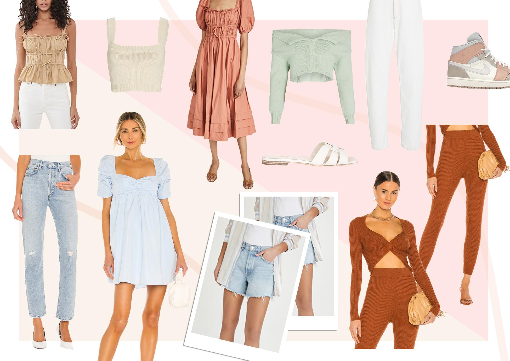 Spring 2021 Fashion Favorites