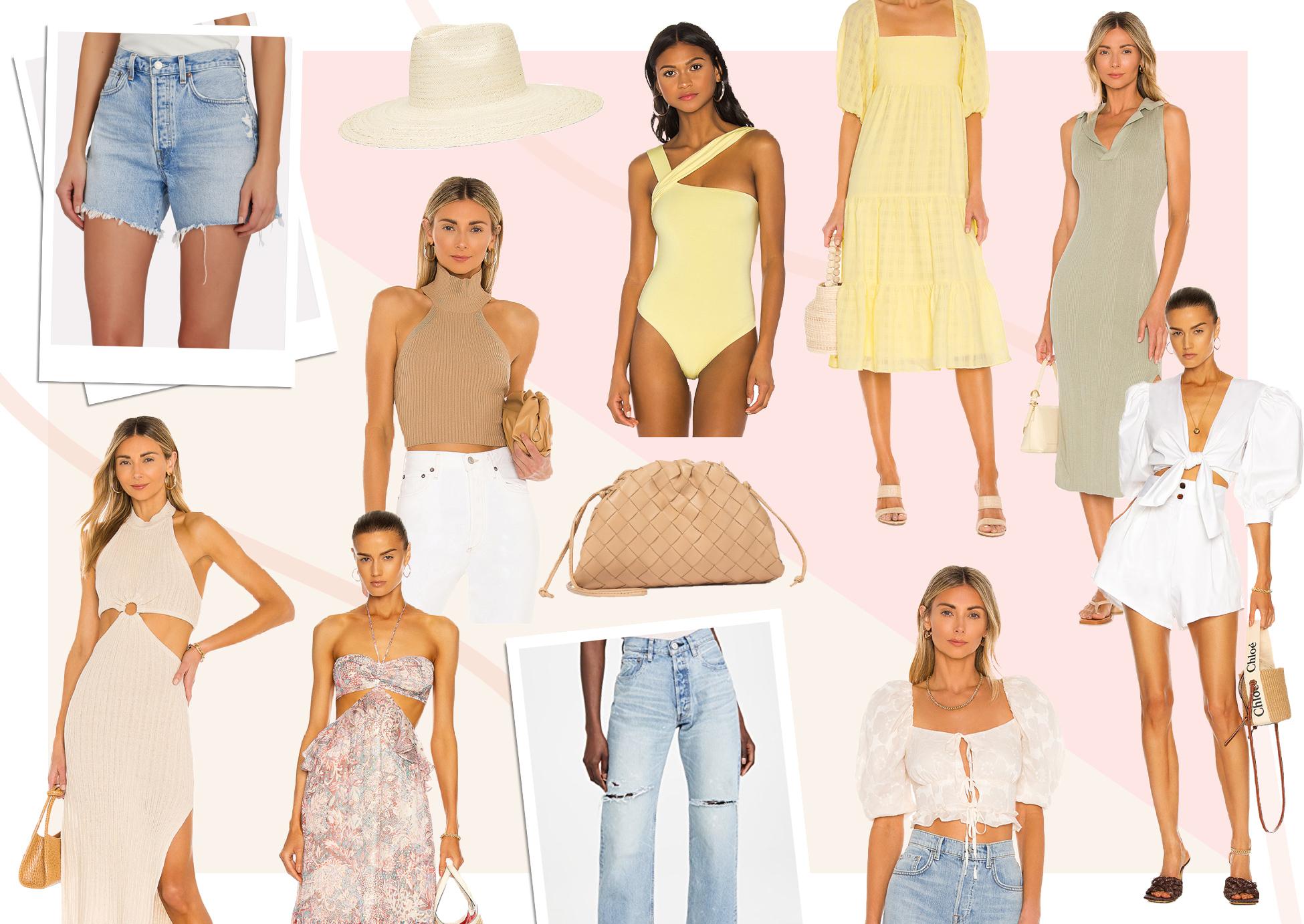 Summer 2021 Fashion Favorites
