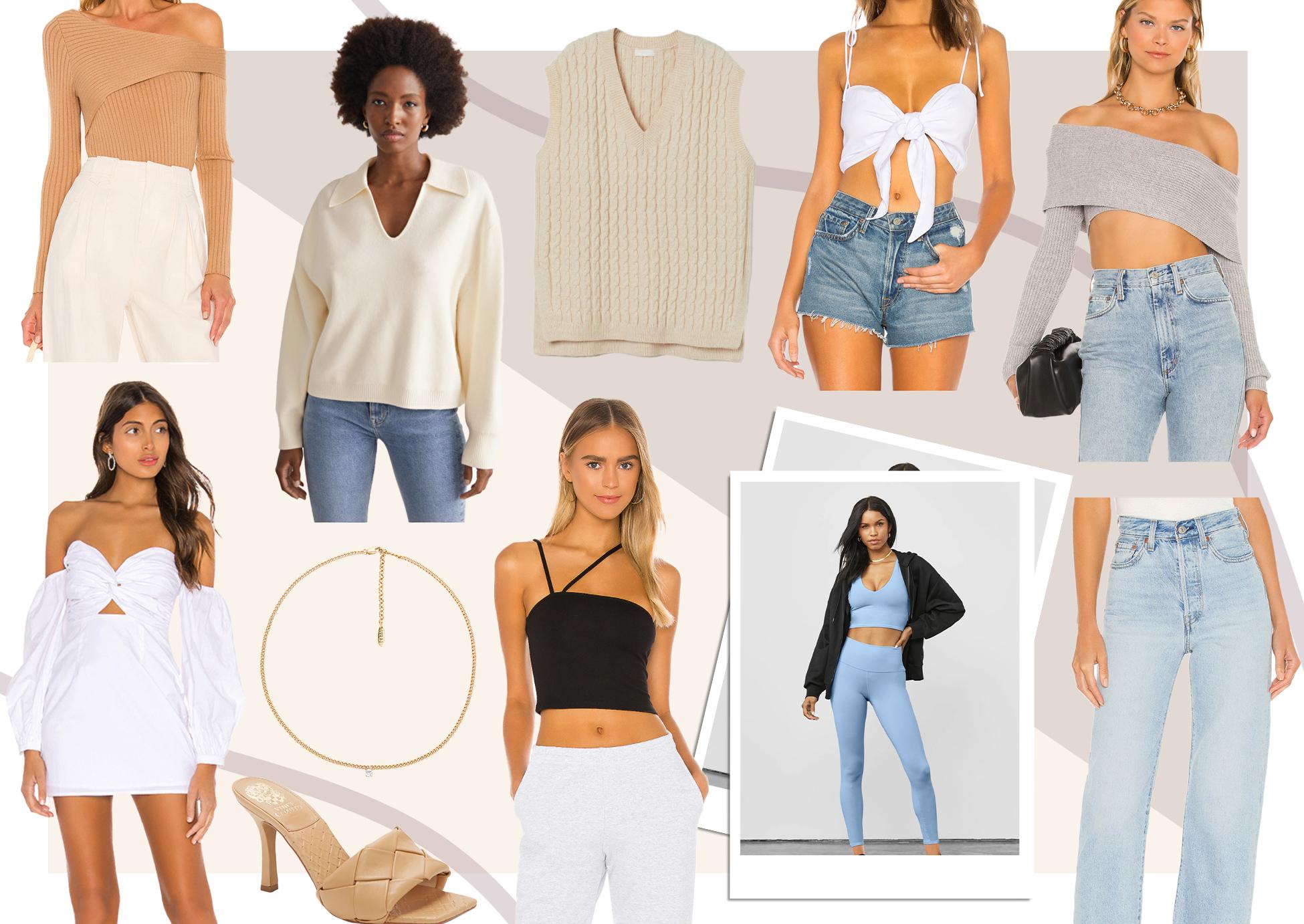 Affordable Fashion Finds Under $100